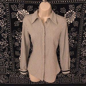 Black &White Comfy Werkkk Shirt